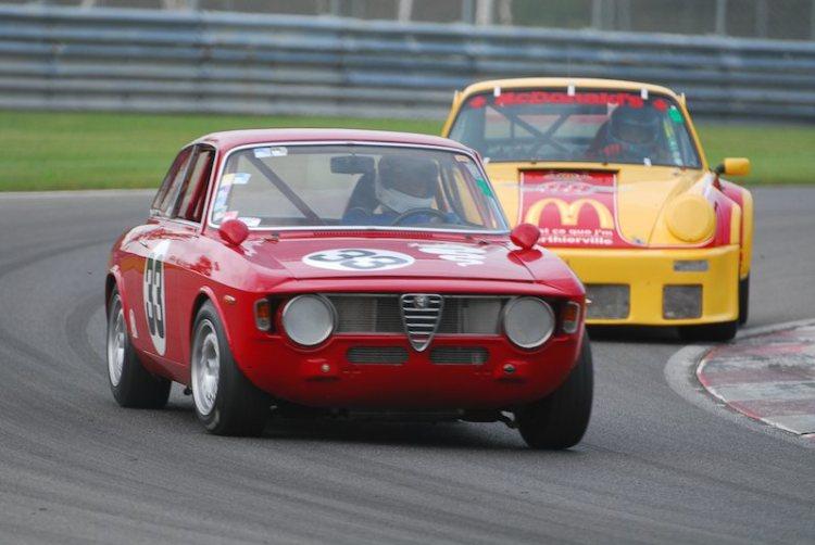 #33- Joe Cannella- Alfa Romeo GTV.