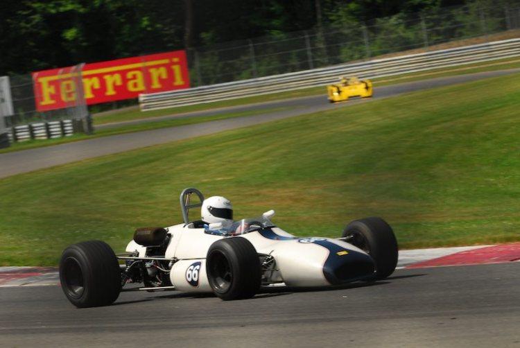 #66- David Clubine Brabham BT30.