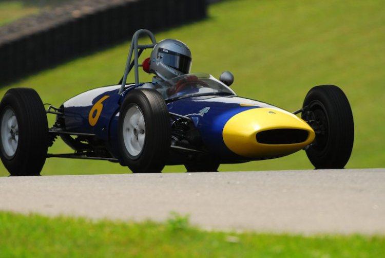 #6- Marcus Mussa Lotus 20.
