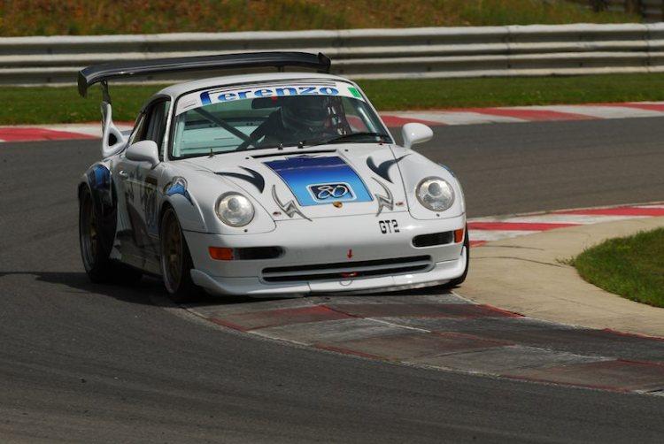 #80- Ivano Scattolin IMSA GT- Porsche  RSR.