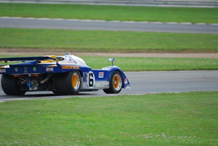 #6- Lawrence Stroll Ferrari 512M.