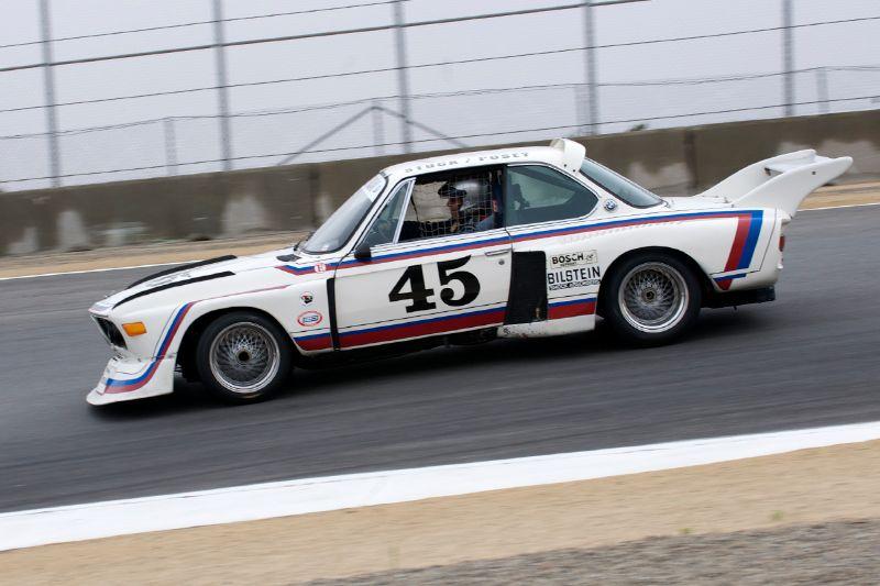 1974 BMW 3.0CSL Batmobile of Andrew Cannon.