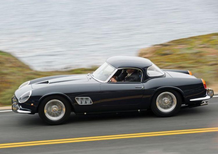 1960 Ferrari 250 GT SWB Spyder California Scaglietti, Craig McCaw