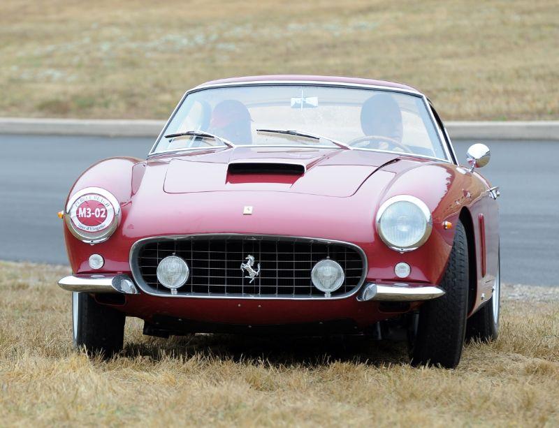 1959 Ferrari 250 GT SWB Scaglietti Berlinetta, Ricardo Vega Serrador