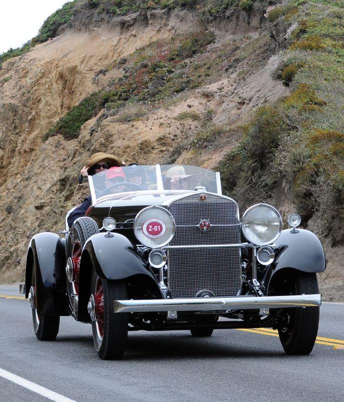 1931 Cadillac V16 Pinin Farina 4-Door Convertible, Robert Lee