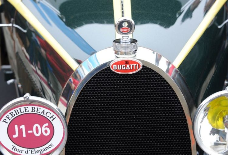1931 Bugatti Type 40A Roadster, Jim and Sharon Stranberg