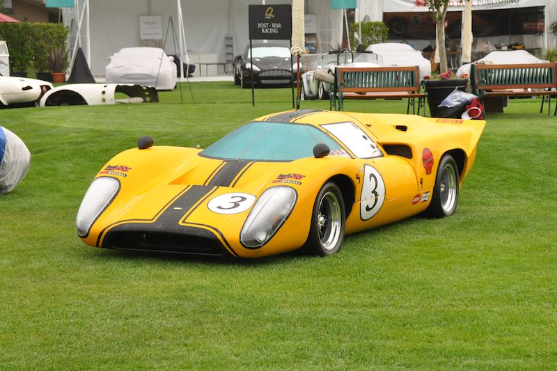 1965 McKee Mk 3 / Lola T70 Body - Dan Braslau