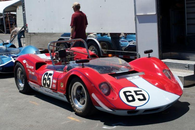 1964 McLaren M1A.