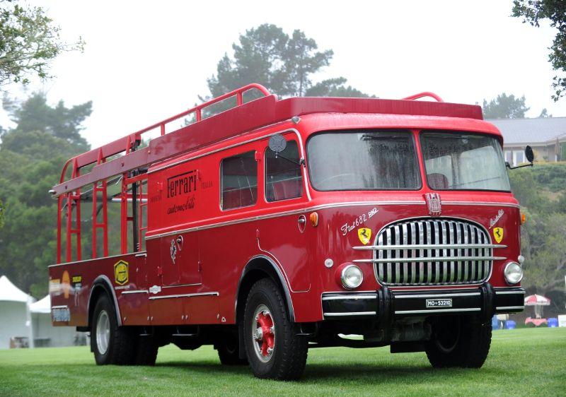Fiat 682 Ferrari Transporter