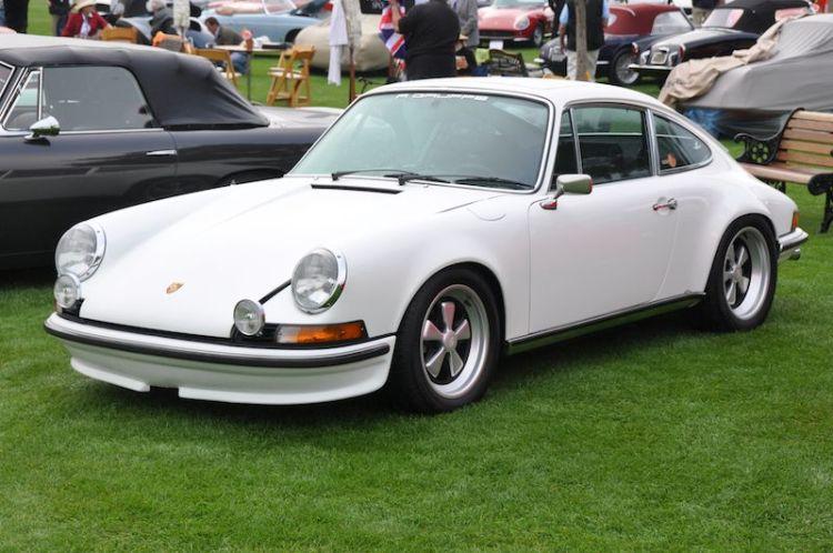 Porsche 911 R Gruppe