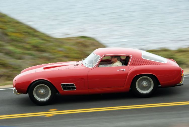 1957 Ferrari 250 GT LWB Scaglietti Berlinetta, Greg Whitten