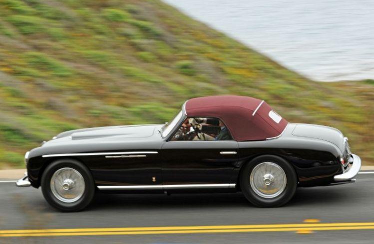 1951 Talbot T26 Stabilimenti Farina Grand Sport, Peter Mullin