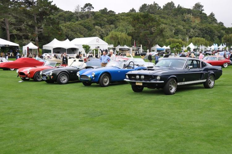 Cars of Carroll Shelby