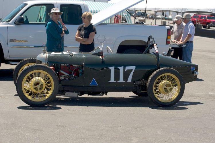 1937 Triumph Special 9.