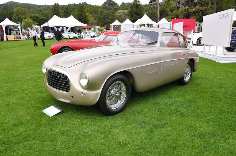 1950 Ferrari 195 Inter Berlinetta - Richard Martin and Christine MacDonald