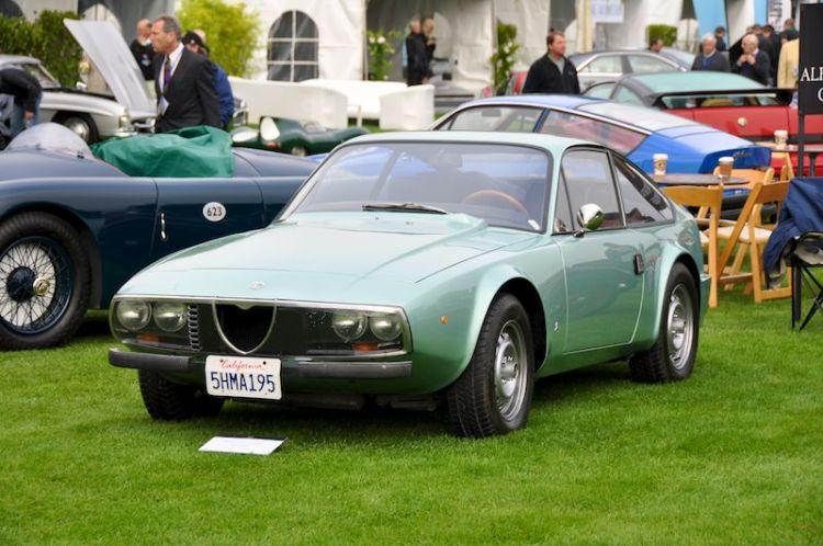 1971 Alfa Romeo Junior Zagato - Larry Oka