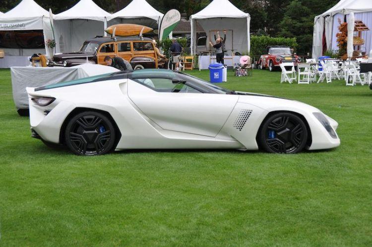 Bertone Speciale - Supercars Award Winner