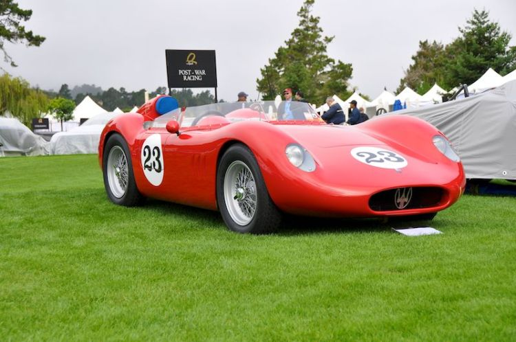 1957 Maserati 200SI - Charles Wegner