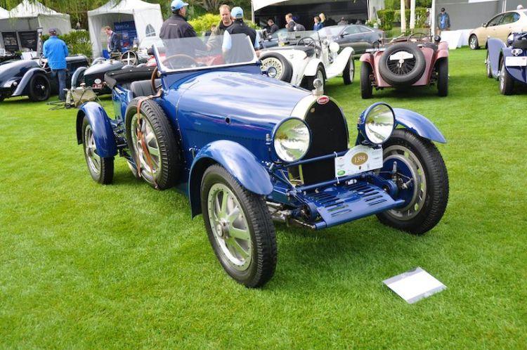 1927 Bugatti T43 - Arturo and Deborah Keller