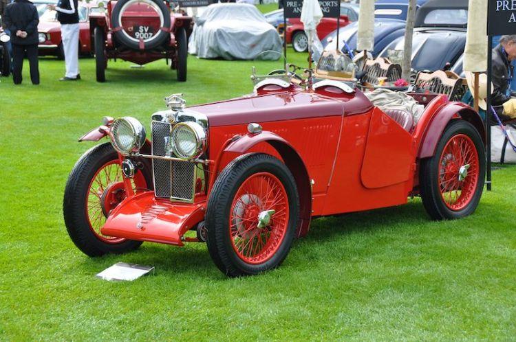 1932 MG J2 - James Wood