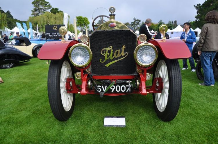 1913 Fiat Tipo 55 A 50/60 HP Speed Car - Gary Wales