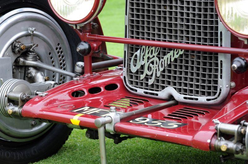 Alfa Romeo Detail