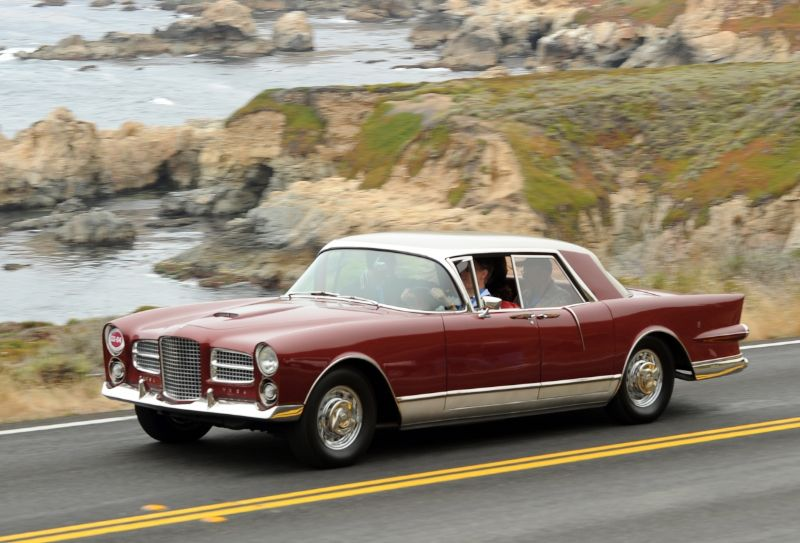 1958 Facel Vega Excellence Sedan
