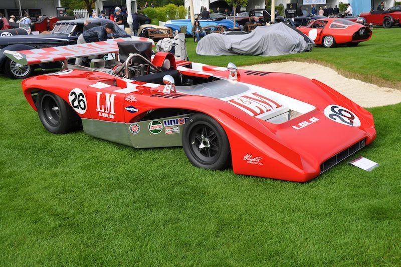 1970 Lola T220-222 - Jimmy Castle Jr.