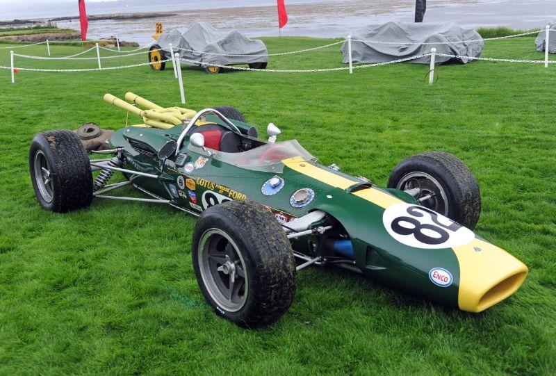 1965 Lotus 38