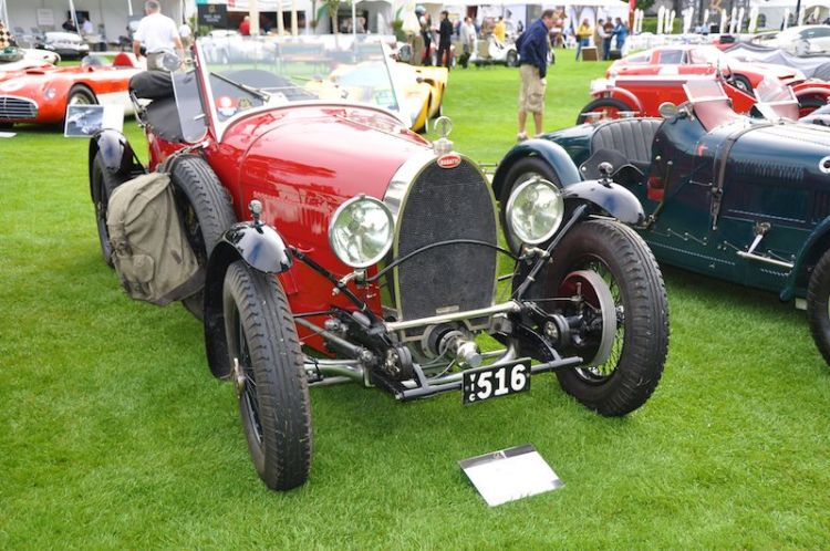 1928 Bugatti Type 44 Grand Sport - John Shellard