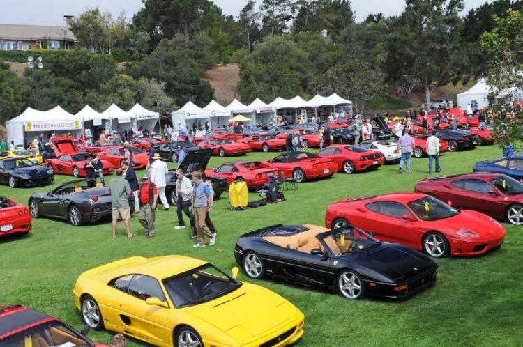 Ferrari Scene