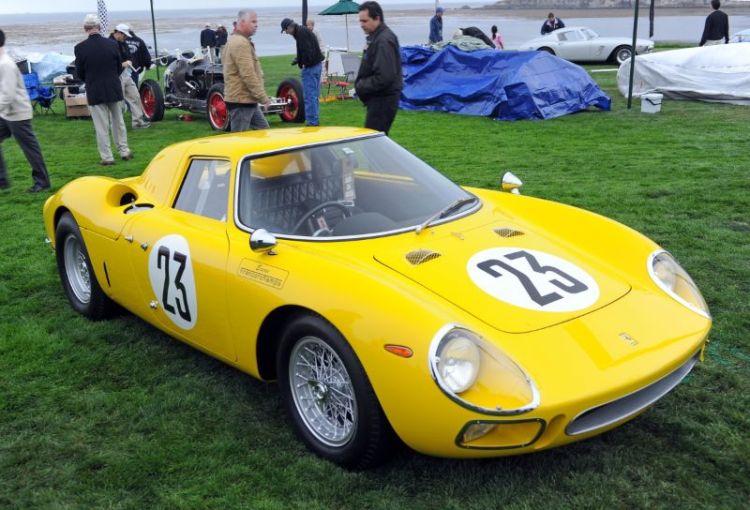 1964 Ferrari 250 LM Scaglietti Berlinetta, Cavallino Collectino