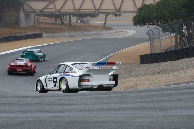 Brumos Porsche 935 driven by Rob Walton.