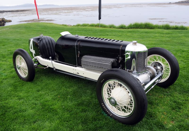1928 Miller 'Front Drive Special', Indianapolis Hall of Fame Museum