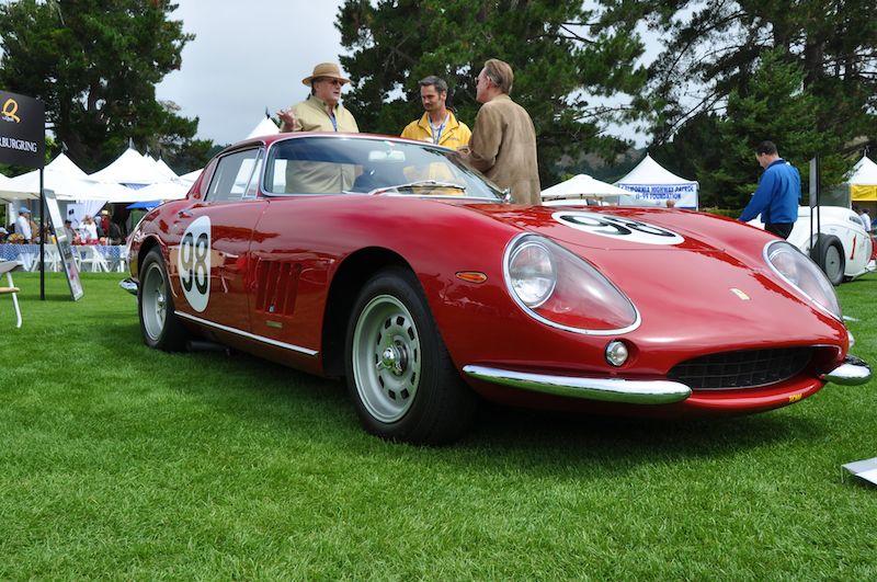 1966 Ferrari 275 GTC Clienti Competizione - Mark Ketcham
