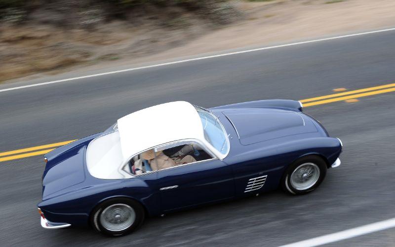1956 Ferrari 250 GT Zagato, David and Ginny Sydorick