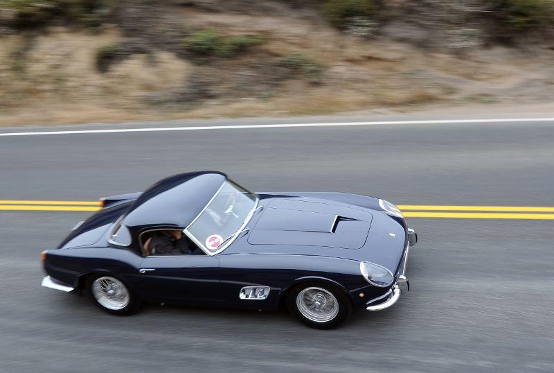 1960 Ferrari 250 GT SWB Spyder California, Craig McCaw