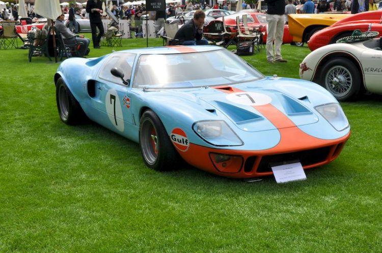 1971 Ford GT40 - Doug Schoch