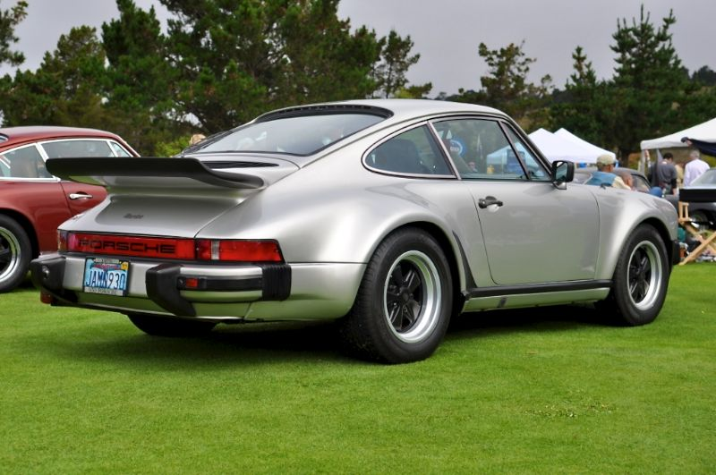 First 930 in USA - 1976 Porsche 911 Turbo
