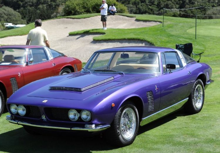 Iso Grifo 427