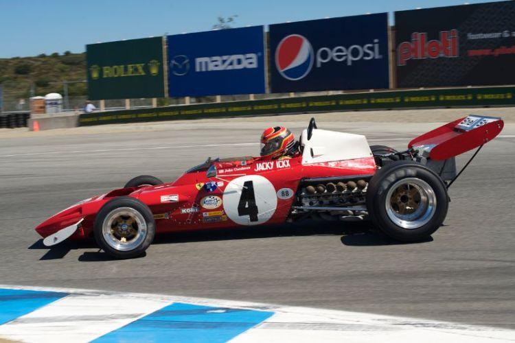 John Goodman's 1971 Ferrari 312 B2.