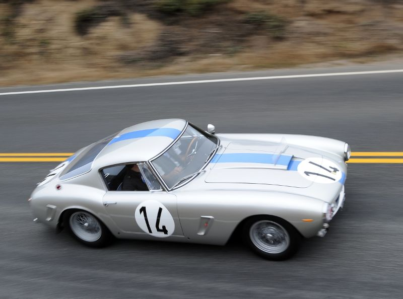 1961 SEFAC Ferrari 250 GT SWB Scaglietti Berlinetta, Bruce Meyer
