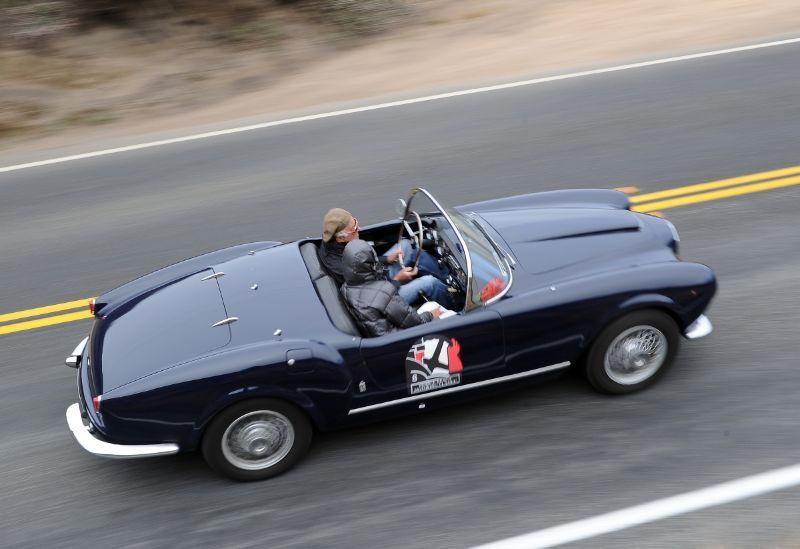 1955 Lancia Aurelia B24S America Spider, Christian Philippsen