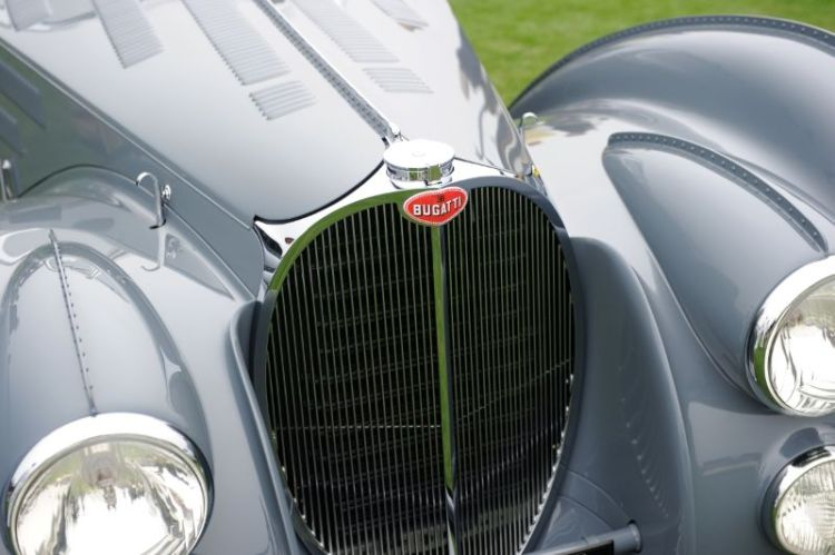 1937 Bugatti Type 57S Atlantic, Torrota Collection