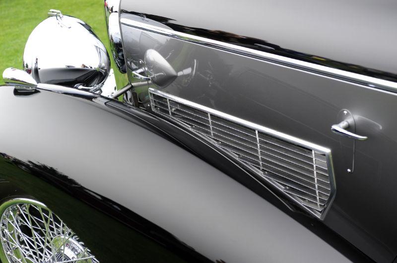 1939 Lagonda V12 Rapide Convertible, Bill and Liz Holt