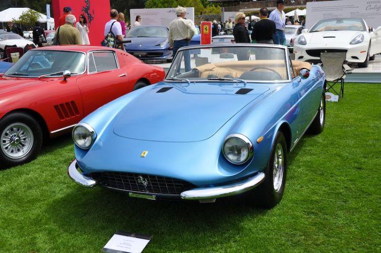 1969 Ferrari 365 GTS Convertible - Peter Read