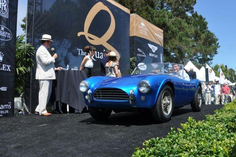 Quail Award Winner, Shelby Cobra 260 CSX2000 - Carroll Shelby