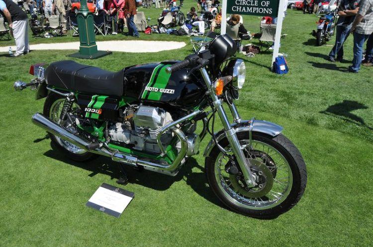 1993 Moto Guzzi 1000S -Gary Wasserman