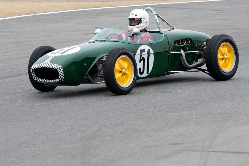 Vern Neff's 1960 Lotus 18.
