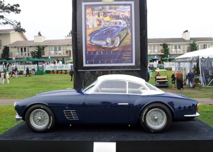 1956 Ferrari 250 GT Zagato, David Sydorick